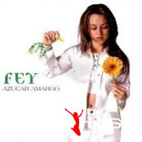 Fey - Azucar Amargo (CD single-1995)