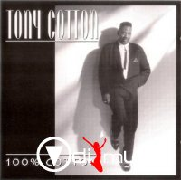 Tony Cotton - 100% Cotton (1992)