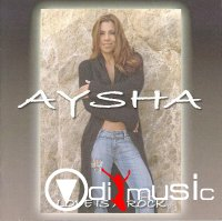Aysha - Love Is a Rock CD Album
