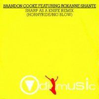 Brandon Cooke - Sharp As A Knife (Remixes)