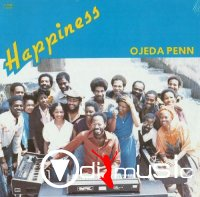 Ojeda Penn - Happiness LP (1980)