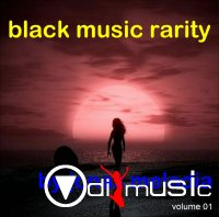 Various - Black Music Rarity - 10 Volumes 2014-2015