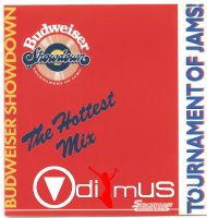 BUDWEISER - THE HOTTEST MIX.VOL.3