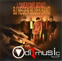 B J Hegen Blues Band - Lonesome Road (2002)