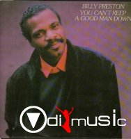 Billy Preston - You Can't Keep A Good Man Down 1990