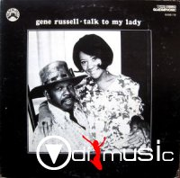 Gene Russell - Talk To My Lady (Vinyl, LP, Album) 1973