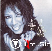 Natalie Cole - I've Got Love On My Mind (CD)