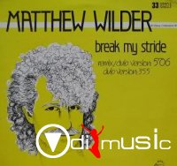 Matthew Wilder - Break My Stride 12 (1983)