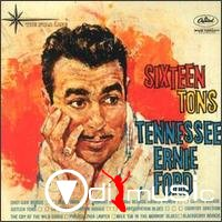 Tennessee Ernie Ford - Sixteen Tons (Vinyl, LP) (1960)