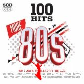 Various - 100 Hits More 80s (CD) (2009)