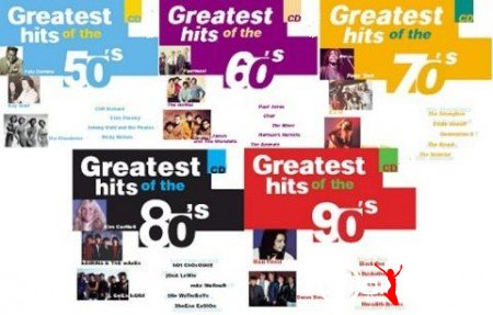 Va greatest hits of the 50 39 s 60 39 s 70 39 s 80 39 s 90 39 s 5 x for Classic 90 s house music list