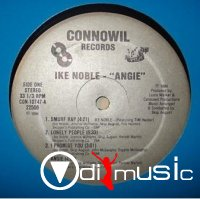 Ike Noble - Angie (Vinyl, LP, Album) 1984