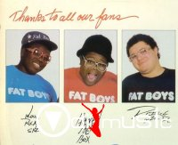 The Fat Boys & Prince Markie Dee - Discography - (1984-1997)
