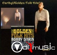 Bobby Darin -  Earthy/Golden Folk Hits (1963)
