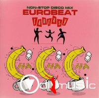 Various - Non-Stop Disco Mix Eurobeat Fantasy Vol.1 - Vol.13 (1986-1988)