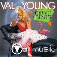 Val Young - Private Conversations (Vinyl, LP) (1985)