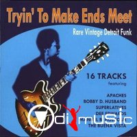 Various Artists - Tryin' to Make Ends Meet: Rare Vintage Detroit Funk