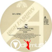 Ross - Don't Stop - 12 (1987)
