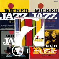 VA - Wicked Jazz Sounds Collection Vol.1-7 (13 CD) (2005-2007)