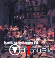 Various - Funk Spectrum IV (Vinyl, LP)