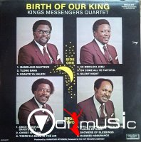 Kings Messengers Quartet - Birth of Our King (1983)