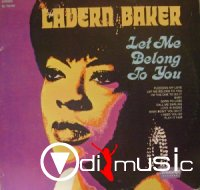Cover Album of Lavern Baker - Let Me Belong to You (1970)