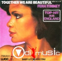 "FERN KINNEY ""Together We Are Beautiful"" (12'' Maxi) 1980"