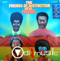 The Friends Of Distinction - Real Friends (1970)