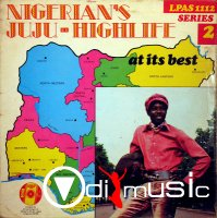 Sunny Adé and his Green Spot Band -Nigerian's Juju-Highlife at it's Best,African Songs Ltd. early 70's