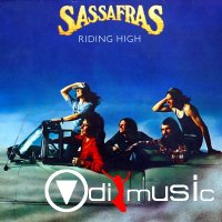 Sassafras - Riding High (1976)