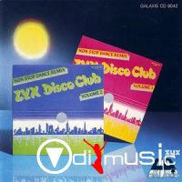 VA - ZYX Disco Club Vol.1-3 (1986-1987)