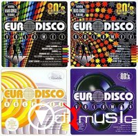 VA - 80's Revolution - Euro Disco Vol. 1-4