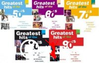 VA - Greatest Hits Of The 50's, 60's, 70's, 80's, 90's [5 x 8 CD Box] (40 CD) (2000-2004)