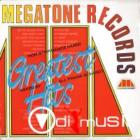 Megatone Records Greatest Hits (non-stop) mixed by DJ Frank Schmidt 1984