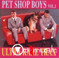 Pet Shop Boys - Ultra Rare Trax Vol. 1 (CD)
