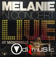 Melanie - In Concert - Live At Montreux (1973)