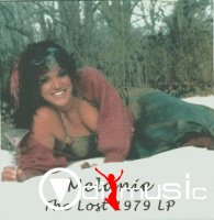 Melanie - Crazy Lady Lost LP (1979)