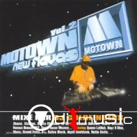 VA - Motown New Flavas Vol 2 (1998) (Japan Retail)