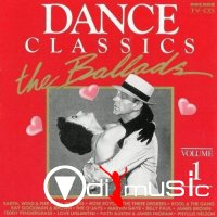 VA - Dance Classics - The Ballads Volume 1-4 (1989)