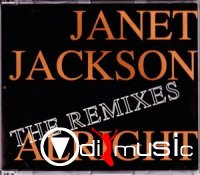 Janet Jackson - Alright (The Remixes) (CDM)