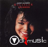 Janet Jackson - Escapade (The Remixes) [CDM] 1990