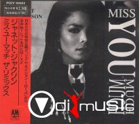 Janet Jackson - Miss You Much (The Remixes) (CDM) 1990