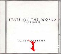 Janet Jackson - State Of The World (The Remixes) (CD) 1991