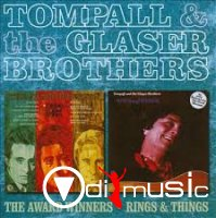 Tompall And The Glaser Brothers - The Award Winners (1971)