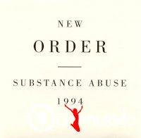 New Order - Substance Abuse (Remix Album) 1994