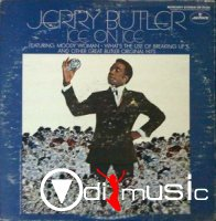 Jerry Butler - Ice On Ice (Vinyl, LP, Album) (1969)