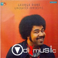 George Duke - Liberated Fantasies (Vinyl, LP, Album) 1976