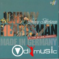 Johnny Heartsman - Made In Germany (CD, Album) 1994