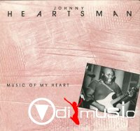 Johnny Heartsman - Music Of My Heart (1984)