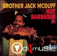 Cover Album of Brother Jack McDuff - Hot Barbeque (1966)